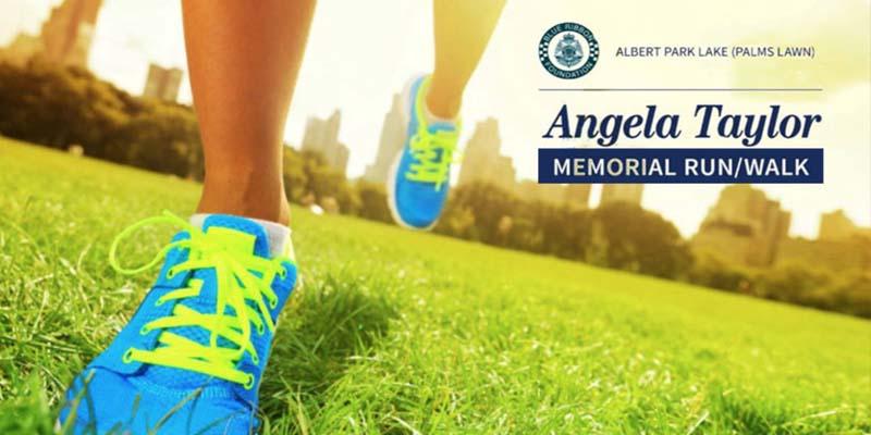 Angela Taylor Memorial run-walk event 2019