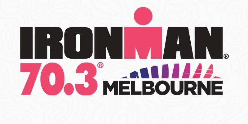 Melbourne 70.3 Ironman triathlon event 2020