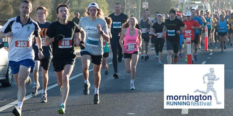 Mornington Running Festival supporting the #fightingptsdvicpol campaign