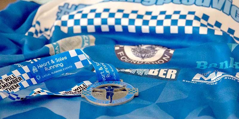 Run4Blue Police Legacy event in May